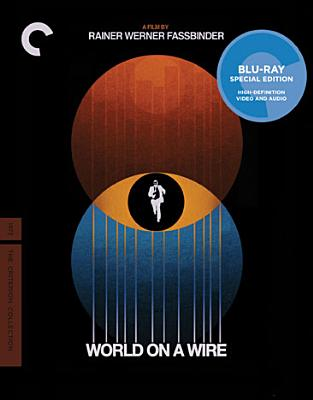WORLD ON A WIRE BY LOWITSCH,KLAUS (Blu-Ray)