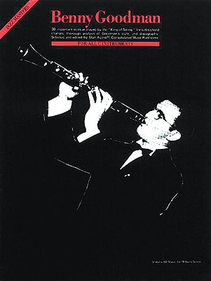 Benny Goodman for B Flat Clarinet By Ayeroff, Stan